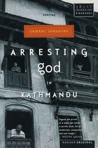 Arresting God in Kathmandu book cover