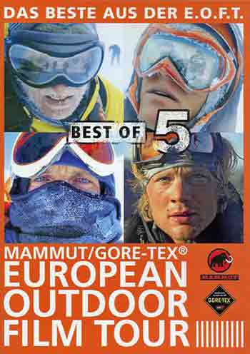 Best Of EOFT 5 DVD - Cover