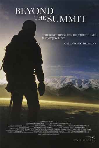 Beyond the Summit DVD Cover