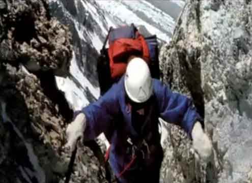 Broad Peak First Traverse Of North, Central, And Main Summits Route 1984 - Climbing