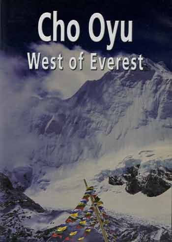 Cho Oyu: West Of Everest DVD Cover