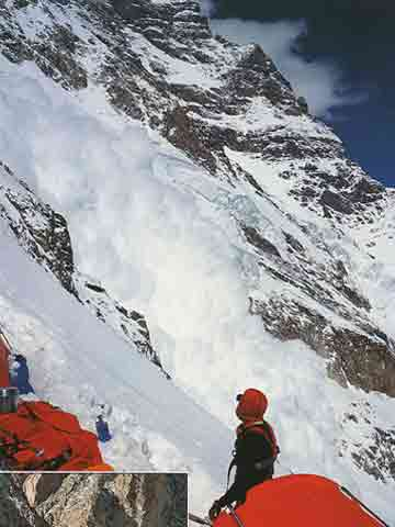 Avalanche On K2 West Face Claims The Life Of Nick Estcourt June 12, 1978 - Chris Bonington Mountaineer book
