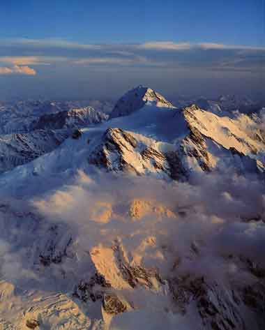 Nanga Parbat Rahkiot Route Of First Ascent From Air - Diamir: Konig der Berge: Schicksalsberg Nanga Parbat book