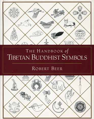 Handbook of Tibetan Buddhist Symbols book cover