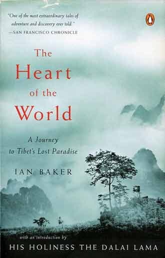 Heart Of The World book cover