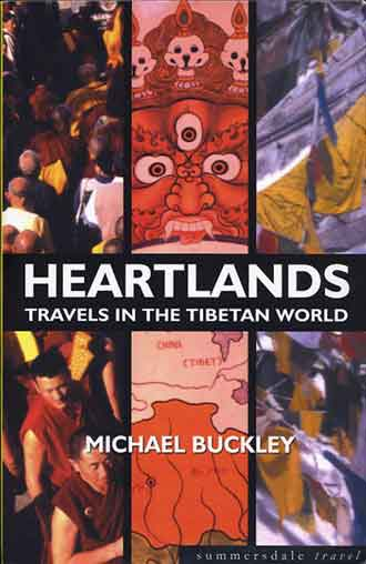 Heartlands: Travels in the Tibetan World book cover