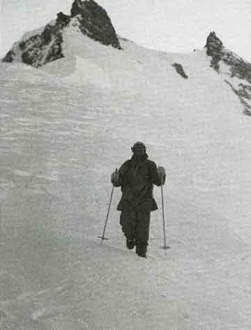 Hermann Buhl Returns From The Nanga Parbat Summit To Camp 5 July 4, 1953 - Hermann Buhl Climbing Without Compromise book