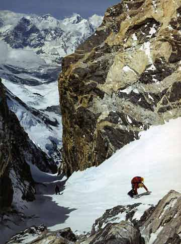 Climbing Shishapangma Southwest Face in 1982 - Himalaya Alpine Style: The Most Challenging Routes on the Highest Peaks