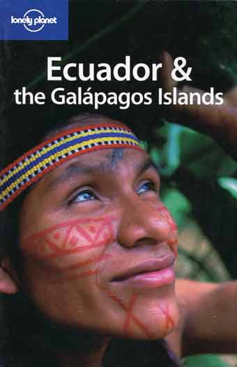 Ecuador and the Galapagos Islands (Lonely Planet) book cover