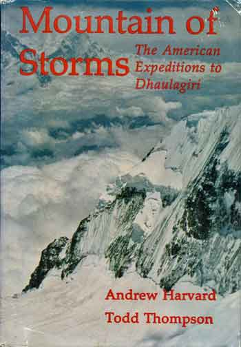 Dhaulagiri Southeast Ridge - Mountain of Storms: The American Expeditions to Dhaulagiri book cover