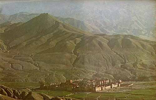 Lo Manthang in 1964 - Mustang: A Lost Tibetan Kingdom book