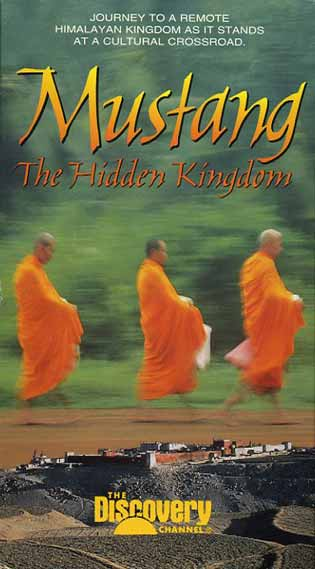 Lo Manthang, monks with begging bowls - Mustang: Hidden Kingdom Video cover