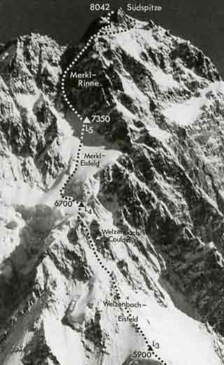 First Ascent Of Nanga Parbat Rupal Face June 1970 Climbing Route - Nanga Parbat: Das Drama 1970 Und Die Kontroverse book
