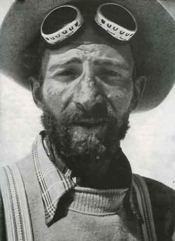 Hermann Buhl After His Return From Nanga Parbat Summit - Nanga Parbat Pilgrimage: The Lonely Challenge book