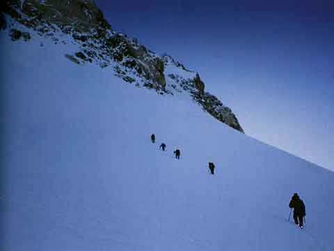 Climbing Towards Nanga Parbat Summit Early Morning June 30, 2004 - Nanga Parbat: Tragodie Am Schicksalsberg book
