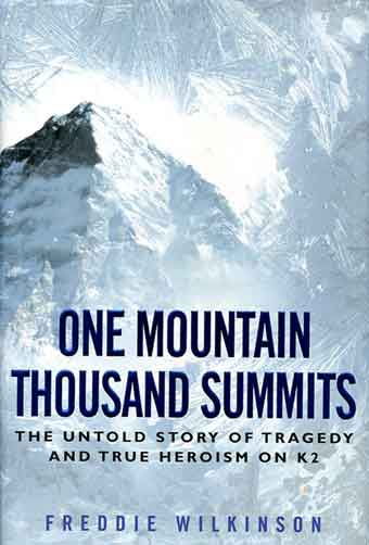 K2 - One Mountain Thousand Summits book cover