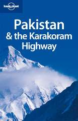K2 from Concordia - Pakistan and The Karakoram Highway (Lonely Planet) book cover