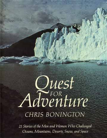 Quest For Adventure book cover