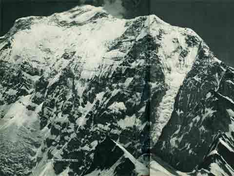 First Dhaulagiri South Face Exploration by the French in 1950 - Regards Vers L'Annapurna (Memories Of Annapurna) book