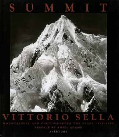 Siniolchu Summit From Zemu Glacier 1899 - Summit Vittorio Sella book cover