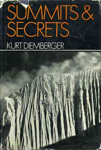 Dhaulagiri Southeast Ridge - Summits and Secrets book cover