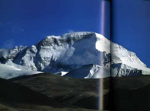 Cho Oyu North Face - The Big Walls book