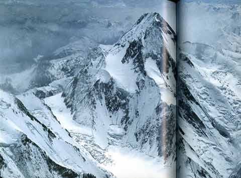 The Big Walls - Gasherbrum I Northwest And Southwest Faces - Climbing The Welzenbach Couloir - The Big Walls book