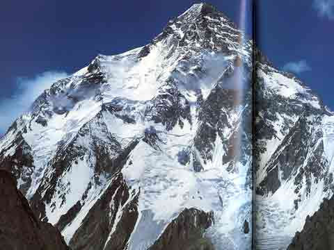 K2 South Face - The Big Walls book