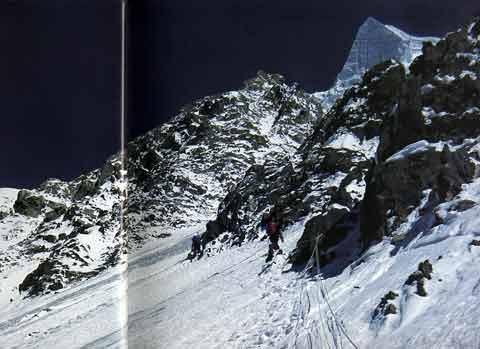 Nanga Parbat Rupal Face First Ascent 1970 - Climbing The Welzenbach Couloir - The Big Walls book