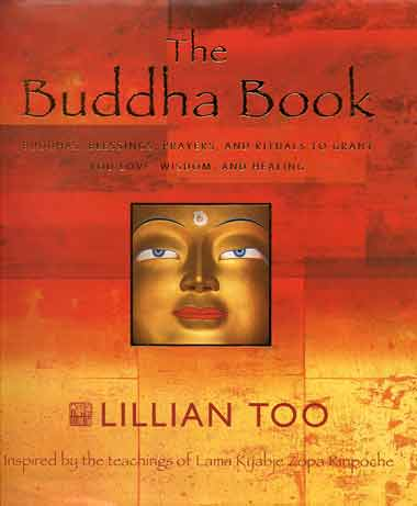 The Buddha Book (Lillian Too) book cover