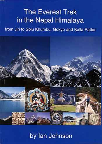 Pumori, Everest - The Everest Trek in the Nepal Himalaya Yetizone book cover