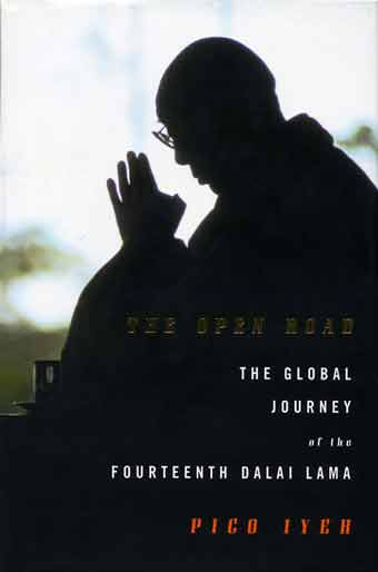 The Open Road - The Global Journey Of The Fourteenth Dalai Lama book cover