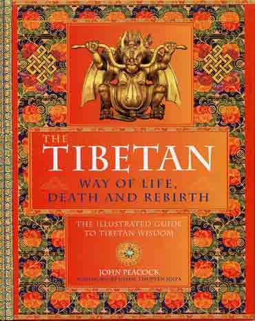 Garuda - The Tibetan Way of Life, Death and Rebirth book cover