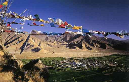 Samye Monastery - The Tibetan Way of Life, Death and Rebirth book