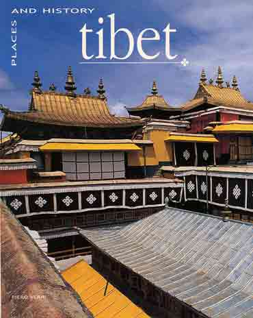 Jokhang Roof - Tibet: Places And History book cover
