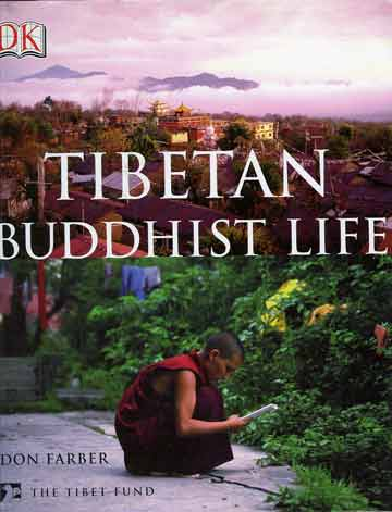 Tibetan Buddhist Life book cover