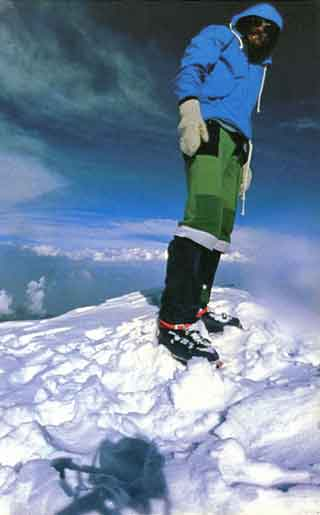 Reinhold Messner On Nanga Parbat Summit 1978 - To The Top Of The World book