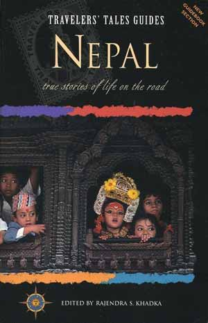 The Living Goddess Kumari In Kathmandu Durbar Square - Travelers Tales Nepal book cover