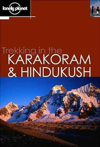 Trekking In The Karakoram And Hindukush Lonely Planet book cover