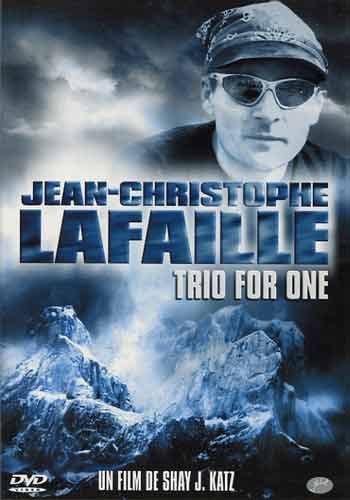 Trio For One Jean-Christophe Lafaille DVD cover