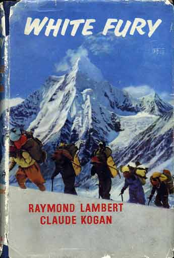 Menlungtse East Face - White Fury: Gaurisanker and Cho Oyu book cover