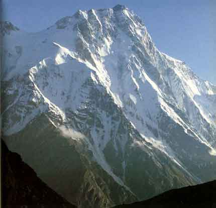 Nanga Parbat Rupal Face - World Mountaineering: The World's Great Mountains by the World's Great Mountaineers book