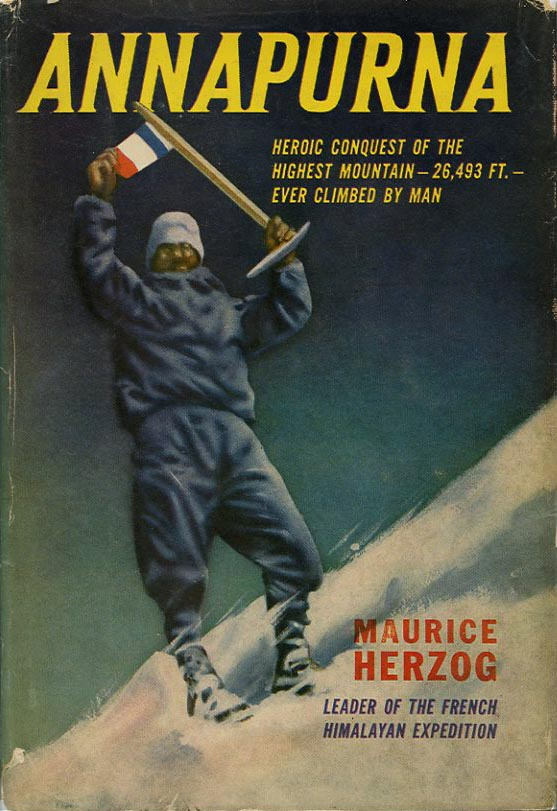 my favourite mountaineering books